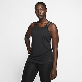 Nike Pro Camisola sem mangas para mulher