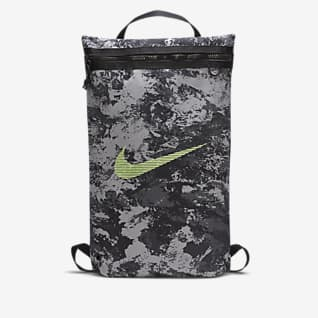 Nike Utility Εμπριμέ σακίδιο γυμναστηρίου και προπόνησης