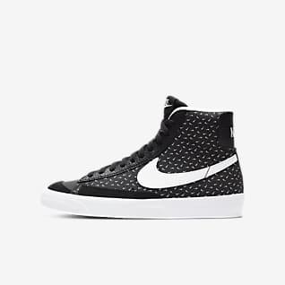 Nike Blazer Mid '77 Обувь для школьников