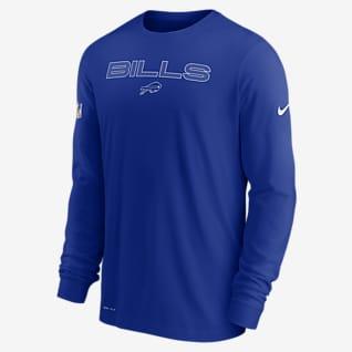 Nike Dri-FIT Sideline Team Issue (NFL Buffalo Bills) Men's Long-Sleeve T-Shirt