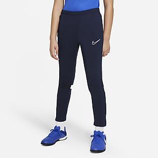 Nike Dri-FIT Academy Fußball-Trainingshose aus Strickmaterial für ältere Kinder