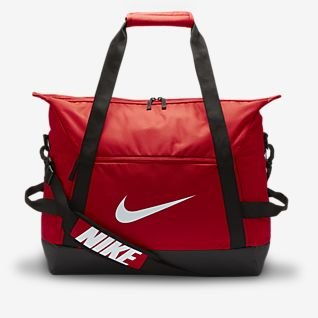 Red//Grey all about me company Dance Personalized Colorblock Sport Small Duffle Bag