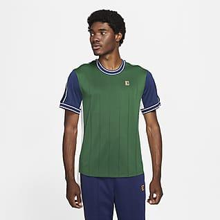NikeCourt Dri-FIT Slam Men's Short-Sleeve Tennis Top