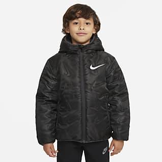 Nike Chamarra acolchada para niños talla pequeña
