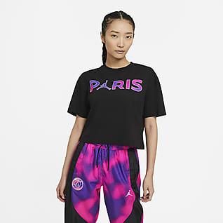 パリ サンジェルマン ウィメンズ ショートスリーブ Tシャツ