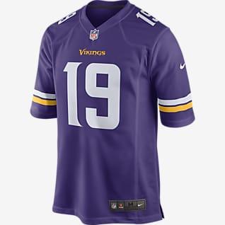 NFL Minnesota Vikings (Adam Thielen) American football-wedstrijdjersey voor heren