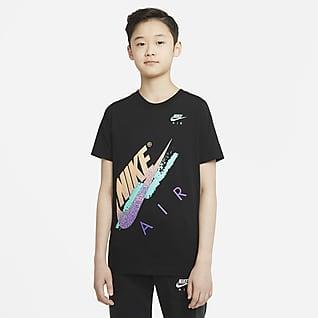 Nike Air T-skjorte til store barn (gutt)