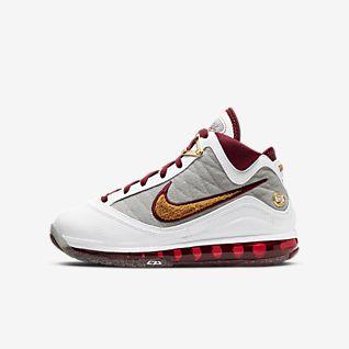 Boys LeBron James Shoes. Nike.com