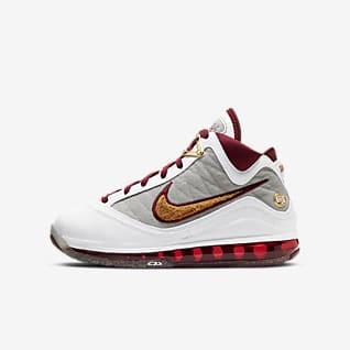 LeBron 7 Genç Çocuk Ayakkabısı