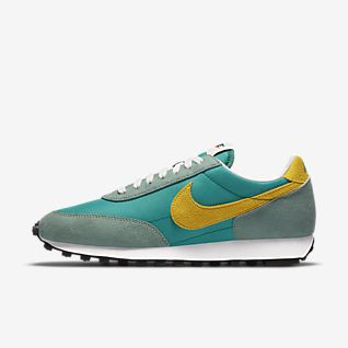 Green Shoes. Nike PH
