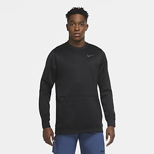 Nike Therma Férfi edzőpulóver