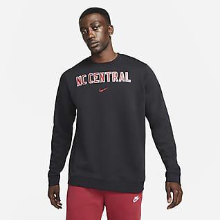 Nike College Club Fleece (North Carolina Central) Sudadera de cuello redondo