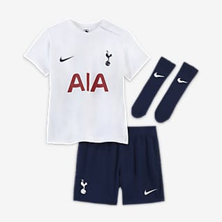 Tottenham Hotspur FC 2021/22 Home Fußballtrikot-Set für Babys und Kleinkinder