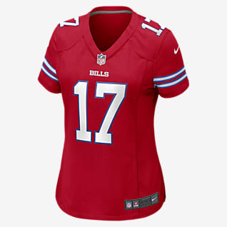 NFL Buffalo Bills (Josh Allen) Women's Game Football Jersey