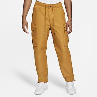 Jordan Flight Męskie spodnie z tkaniny