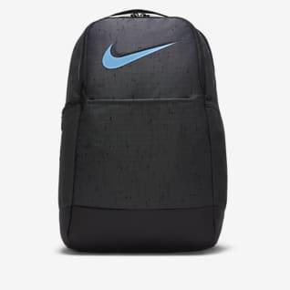 Nike Brasilia Mochila de entrenamiento Slub (mediana)