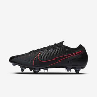 Nike Mercurial Vapor 13 Elite SG-PRO Anti-Clog Traction Botas de fútbol para terreno blando