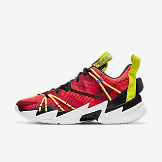 Jordan 'Why Not?' Zer0.3 SE Men's Basketball Shoe