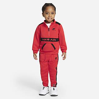 Nike Air Conjunto de camisola e calças desportivas para bebé (12-24 meses)