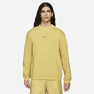 Nike Sportswear Style Essentials Haut doublé à manches longues pour Homme