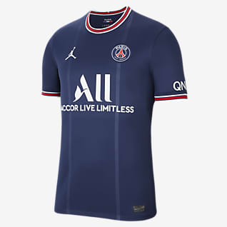 Paris Saint-Germain 2021/22 Stadium Home Men's Football Shirt