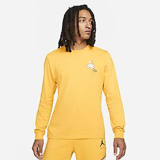 Jordan Jumpman T-shirt met lange mouwen voor heren