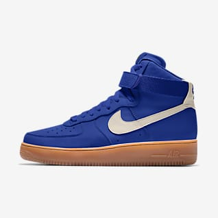 Nike Air Force 1 High By You Personalisierbarer Schuh