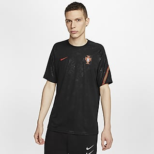 Portugal Camisola de futebol de manga curta para homem