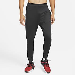 Nike Pro กางเกงฟลีซขายาวผู้ชาย