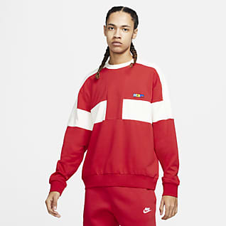 Nike Sportswear Reissue Men's French Terry Crew