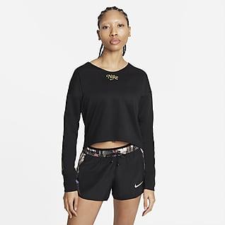 Nike Femme Damska warstwa środkowa do biegania