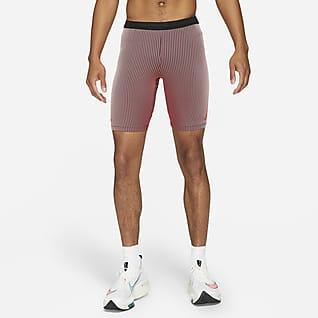 Nike AeroSwift Yarım Boy Erkek Koşu Taytı