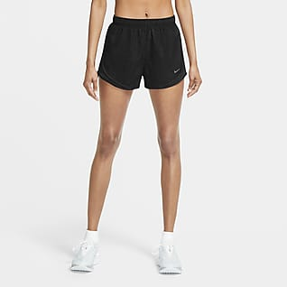 Nike Tempo Shorts de running jaspeados para mujer