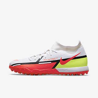Nike Phantom GT2 Academy Dynamic Fit TF Turf Soccer Shoe