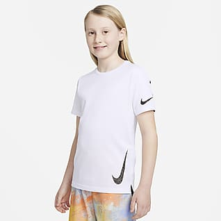 Nike Instacool Big Kids' (Boys') Short-Sleeve Training Top