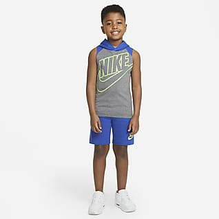 Nike Little Kids' Tank Top and Shorts Set