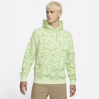 Nike Sportswear Club Kapucnis férfipulóver