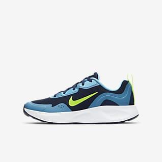 Nike WearAllDay Genç Çocuk Ayakkabısı