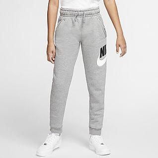 Nike Sportswear Club Fleece Pantalones para niño talla grande