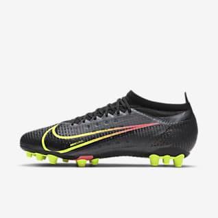 Nike Mercurial Vapor 14 Pro AG Chaussure de football à crampons pour terrain synthétique