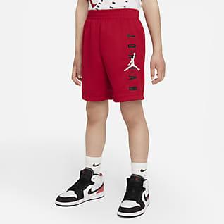 Air Jordan Shorts de malla para niños talla pequeña