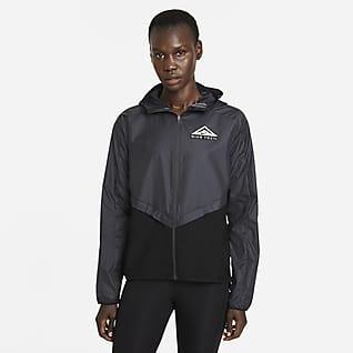 Nike Shield Terränglöparjacka för kvinnor