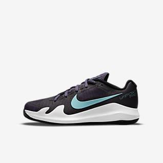 NikeCourt Jr. Vapor Pro Buty do tenisa dla małych/dużych dzieci