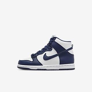 Nike Dunk High Younger Kids' Shoe