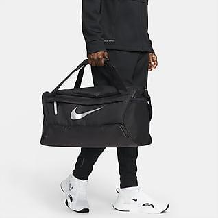 Nike Brasilia Sac de sport de training imprimé d'hiver (taille moyenne)