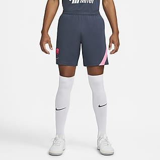 Pumas UNAM Academy Pro Shorts de fútbol tejidos para hombre Nike Dri-FIT
