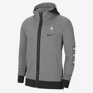 Kings Showtime Men's Nike Therma Flex NBA Hoodie