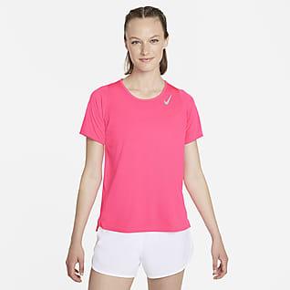 Nike Dri-FIT Race 女款短袖跑步上衣