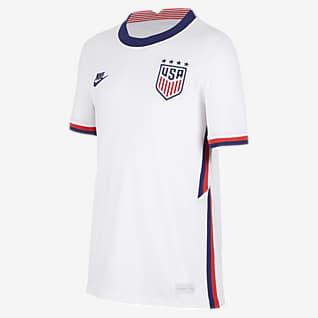 EE. UU. de local Stadium 2020 (4-Star) Camiseta de fútbol para niños talla grande