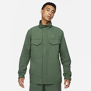 Nike Sportswear Chamarra M65 de tejido Woven para hombre